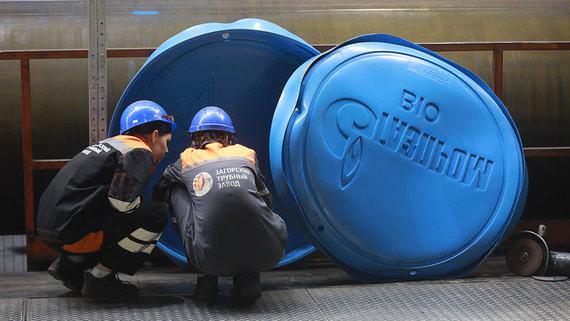 «Газпром» назвал влияющие на сроки ввода «Северного потока — 2» факторы
