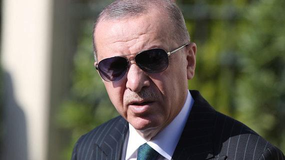 Эрдоган заявил о праве Турции участвовать в урегулировании в Карабахе