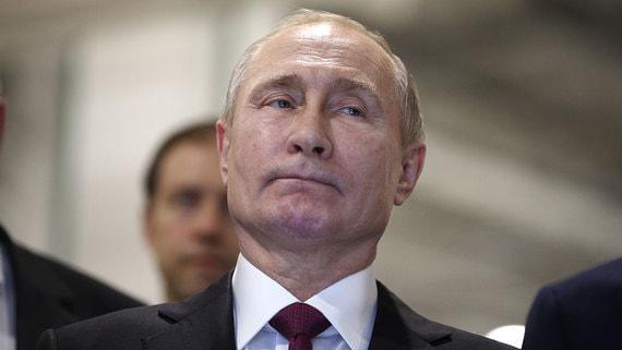 Путин заявил о начале восстановления в ряде секторов российской экономики