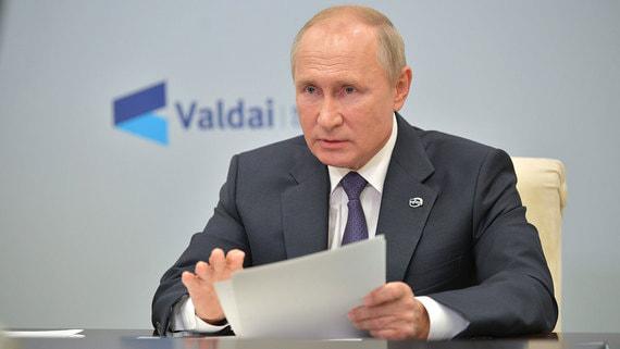 Чего выжидает Путин