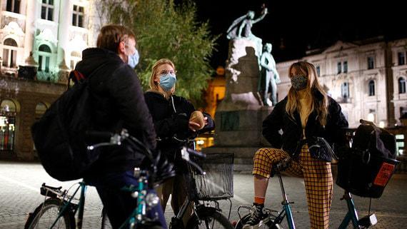 В Словении закрывают на карантин сразу все города
