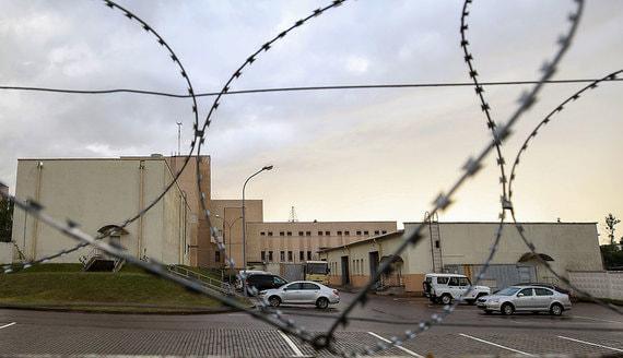 Несколько человек задержаны у белорусского завода «Гродно Азот»