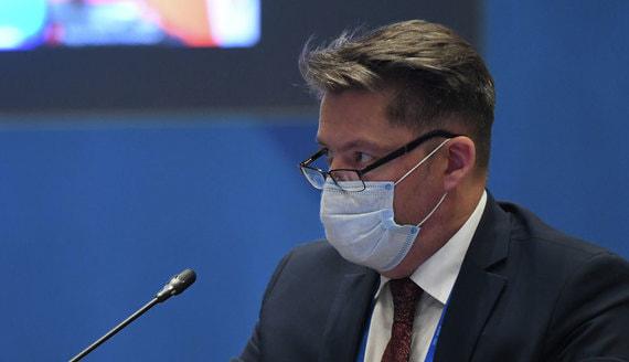 Мэр Ижевска заразился коронавирусом