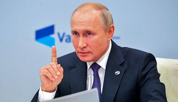 Путин назвал выход США из ДРСМД серьезной ошибкой