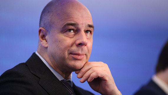 Силуанов оценил объем поддержки экономики из-за коронавируса в 9% ВВП