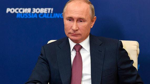 Путин назвал способ решения конфликта в Нагорном Карабахе