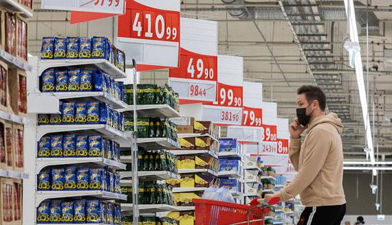 «Коммерсантъ»: продуктовые сети вводят мораторий на повышение закупочных цен