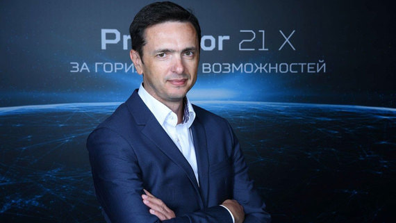 Интервью: гендиректор Acer в России Дмитрий Кравченко