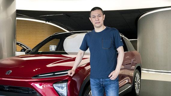Китайский производитель электромобилей NIO стоит дороже General Motors