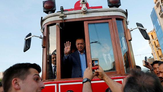 За что борется президент Эрдоган