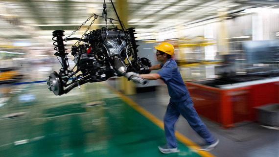 Daimler будет производить двигатели с Geely