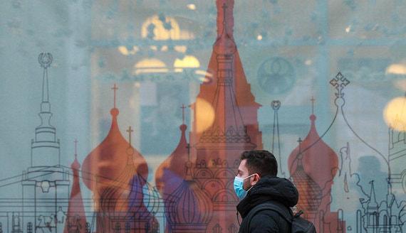 Россияне смогут добровольно сообщить о коронавирусе через приложение