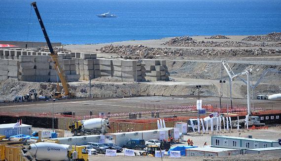 Турция выдала «Росатому» лицензию на строительство третьего блока АЭС «Аккую»