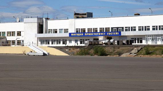 Вексельберг и Троценко намерены вместе инвестировать в аэропорт Магадана