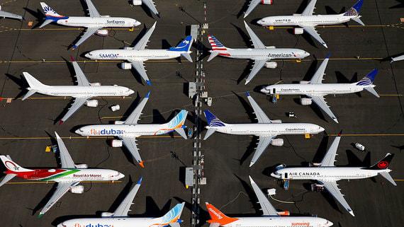 Власти США сняли запрет на полеты самолетов Boeing 737 MAX