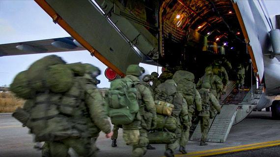 Отправка войск в Карабах одобрена официально