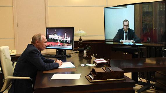 Владимир Путин нашел, кем заменить губернаторов-долгожителей