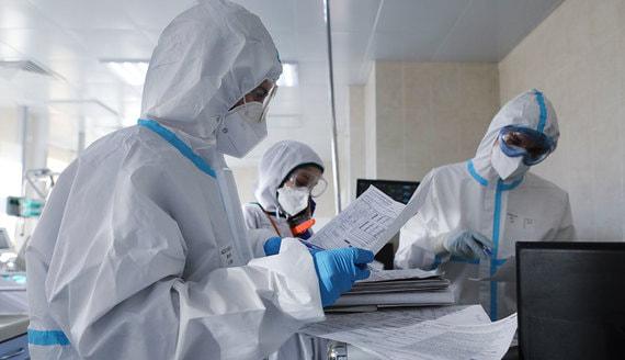 В России вторые сутки фиксируют рекордное число умерших от коронавируса