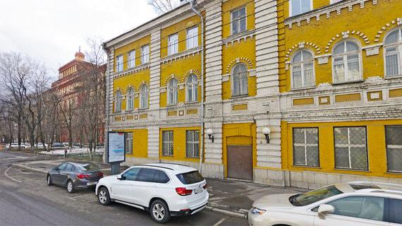 «Дочка» группы ВТБ приобрела гостиницу «Байкал» в Замоскворечье