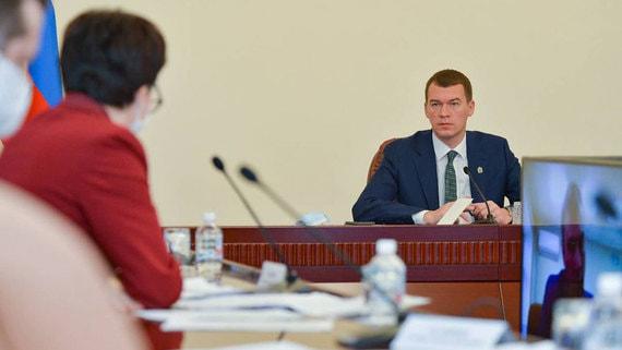 Михаил Дегтярев погасил бунт депутатов ЛДПР против самого себя
