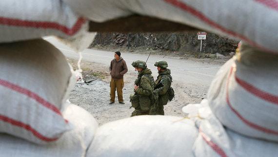 Россия создает в Нагорном Карабахе военно-гражданские структуры