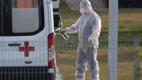 В России впервые умерли более 500 человек с коронавирусом за сутки