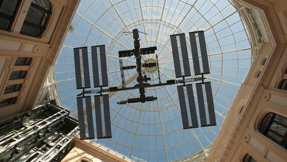 В «Энергии» объяснили заявление о выходе из строя систем МКС после 2025 года