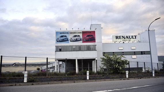 Renault переоборудует свой завод во Флен-сюр-Сене в предприятие по утилизации автомобилей