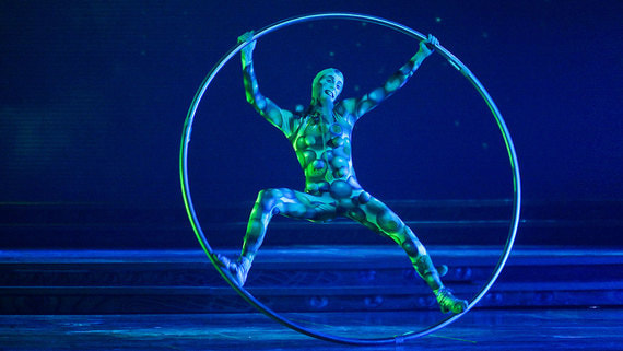 Cirque du Soleil избежала банкротства