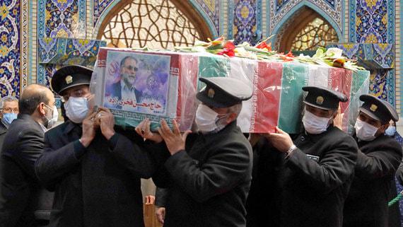 Иран отложит свою месть