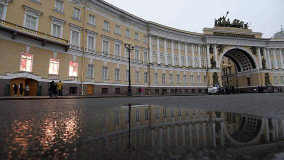 Власти Санкт-Петербурга заявили о потере 70% турпотока из-за пандемии