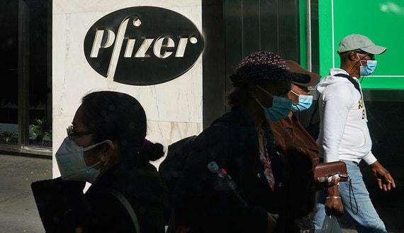 Pfizer и BioNTech подали заявку на условную регистрацию их вакцины в ЕС