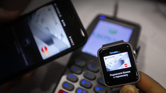 Apple Pay в России бьет рекорды