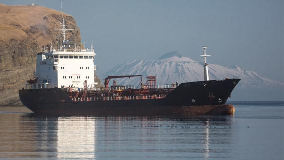 Нидерландский танкер отпустили из порта Приморск после навала на причал