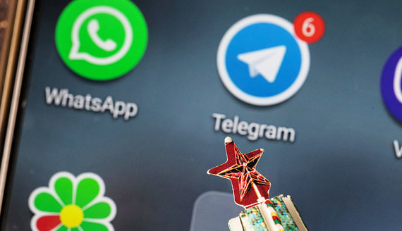 Пользователи сообщили о сбоях у YouTube, WhatsApp и Telegram