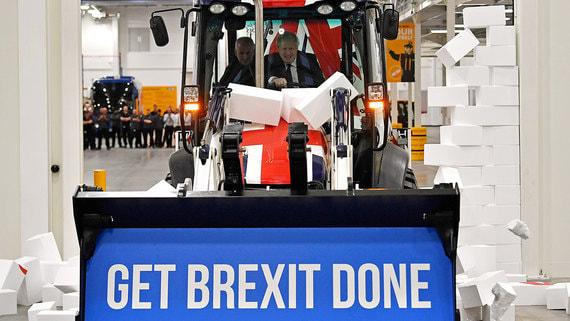 Bloomberg: Brexit уже обошелся Великобритании в $170 млрд