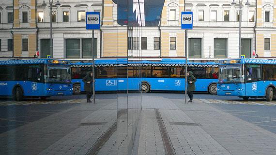 Путин поручил создать городской автобус на водородном топливе