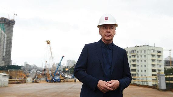 Москва поставила рекорд по строительству жилья