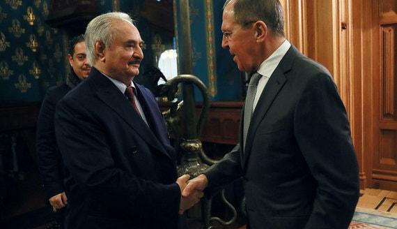 Срыв московских переговоров о перемирии в Ливии может помешать конференции в Берлине