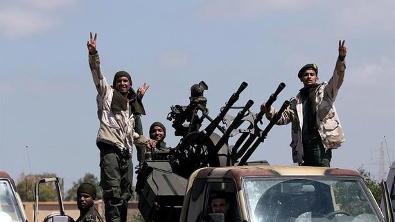 Перемирия в Ливии так и не удалось достичь