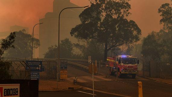 normal 1iz1 Засуха и пожары угрожают добыче сырья в Австралии