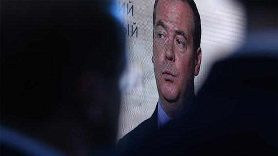 Удержится ли экс-премьер Дмитрий Медведев во главе «Единой России»