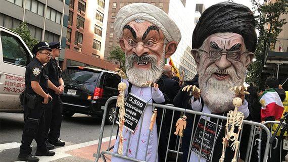 Санкции ООН против Ирана в наступившем году снять не удастся