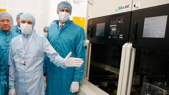 ВЭБ хочет передать оборудование «Ангстрем-Т» государству