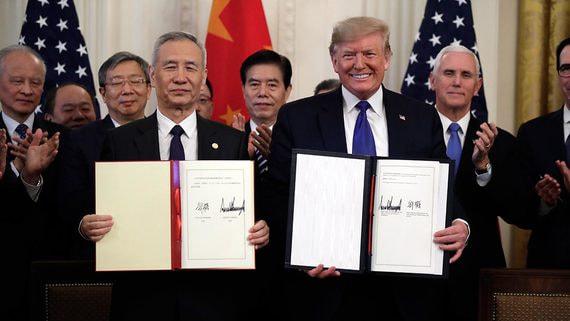 Сделка США и Китая меняет правила международной торговли