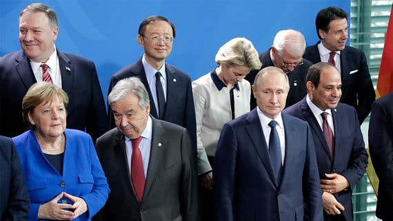 О чем договорились участники конференции по Ливии. Главное