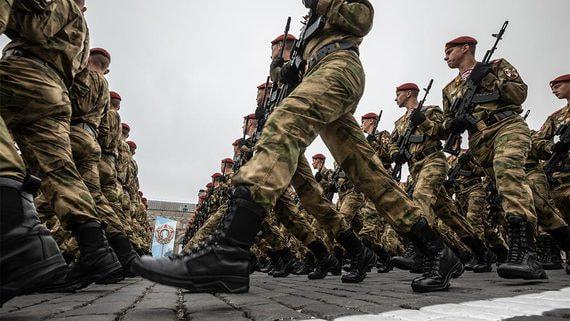 Путин как охранитель Победы
