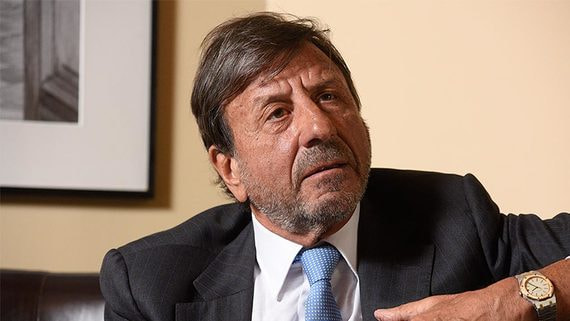 Сэр Рокко Форте: «Астория» всегда в тройке лучших отелей Rocco Forte Hotels