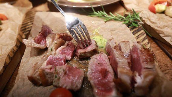 Продажи стейков из говядины в России резко выросли