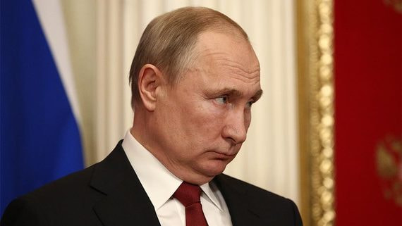 Как Владимир Путин стал шестой статьей